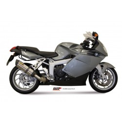 ESCAPE BMW K 1200 R/S/GT 05 06 07 08 09 10 MIVV SUONO INOX