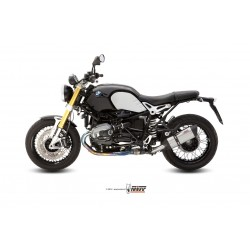 ESCAPE BMW R NINE T 14 15 MIVV SUONO INOX