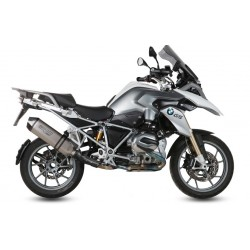 ESCAPE BMW R1200 GS 13 14 15 16 MIVV GS TITANIUM EDITION