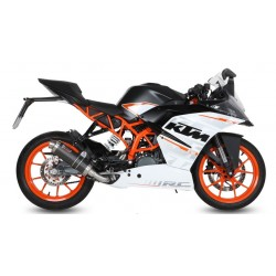ESCAPE LINEA COMPLETA KTM RC 390 2014/2015 MIVV GP CARBONO