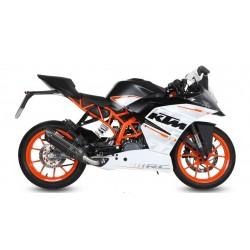 ESCAPE LINEA COMPLETA KTM RC 390 2014/2015 MIVV SUONO STYLE BLACK