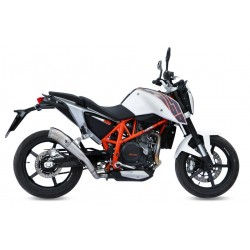 ESCAPE KTM DUKE 690 12 13 14 15 MIVV GHIBLI