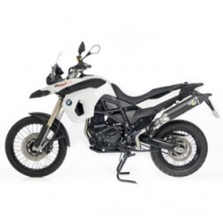 ESCAPE BMW F650 GS i.e. 08 09 10 11 12 13 14 15 LEOVINCE LV ONE CARBONO