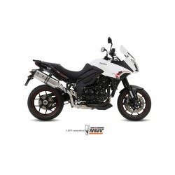 ESCAPE TRIUMPH TIGER 1050 SPORT 13 14 15 16 MIVV SPEED INOX