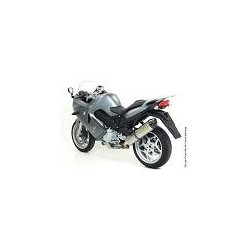 KIT LINEA COMPLETA BMW F 800 S/ST 06 07 08 09 10 ARROW MAXI RACE-TECH TITANIO