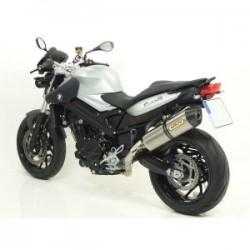 ESCAPE BMW F 800 R 09 10 ARROW MAXI RACE-TECH TITANIO