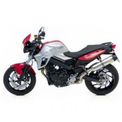 ESCAPE BMW F800 R-F800 GT 09 10 11 12 13 14 15 16 LEOVINCE LV ONE INOX