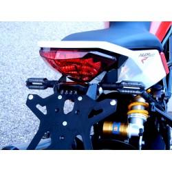 PORTAMATRICULAS LIGHTECH BMW F800 R 10 11 12