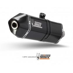 ESCAPES KTM 1050 ADVENTURE 15 16  MIVV SPEED EDGE INOX.