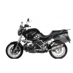 ESCAPE BMW R 1200 R 11 12 13 14 MIVV SPEED EDGE STEEL BLACK