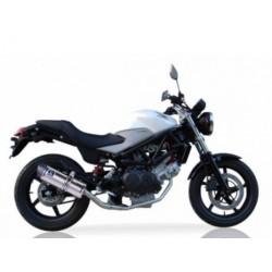 LINEA COMPLETA ESCAPE HONDA VTR 250 11 12 13 14 IXIL SOVE INOX