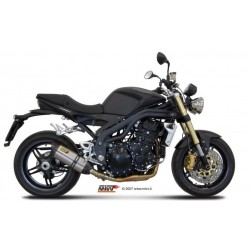 ESCAPE TRIUMPH SPEED TRIPLE 1050 07 08 09 10 11 MIVV SUONO INOX