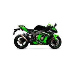 ESCAPE KAWASAKI ZX 10-R 08 09 10 SCORPION RP-1GP TITANIO