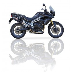 ESCAPE TRIUMPH TIGER 800 - 800 XC 11 12 13 IXIL COV