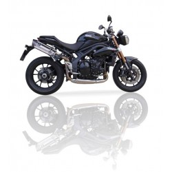 ESCAPES TRIUMPH SPEED TRIPLE 1050 11 12 13 IXIL SOVE INOX