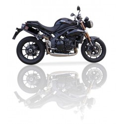 ESCAPES TRIUMPH SPEED TRIPLE 1050 11 12 13 IXIL XOVS