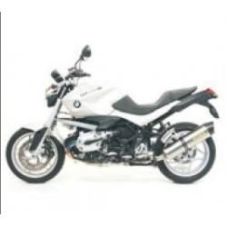 ESCAPE BMW R 1200 R 06 07 08 09 ARROW MAXI RACE-TECH ALUMINIO