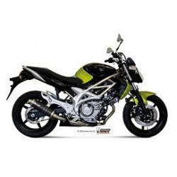 ESCAPE SUZUKI GLADIUS 650 09 10 MIVV GP CARBONO