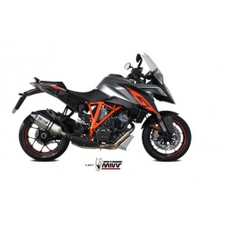 ESCAPE KTM 1290 SUPERDUKE GT 16 17 18 MIVV SPEED EDGE INOX