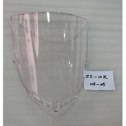 CUPULA DOBLE BURBUJA TRANSPARENTE KAWASAKI ZX-10 R 04 05