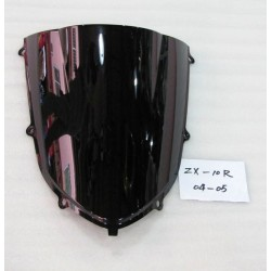 CUPULA DOBLE BURBUJA NEGRA KAWASAKI ZX-10 R 04 05