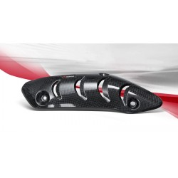 PROTECTOR CALOR CARBONO DUCATI MONSTER 1200/ S 14 15 16 AKRAPOVIC
