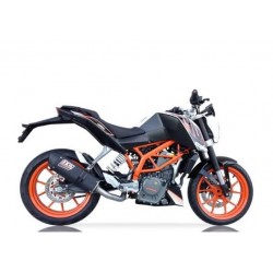ESCAPE KTM DUKE 390 12 13 14 15 IXIL COV