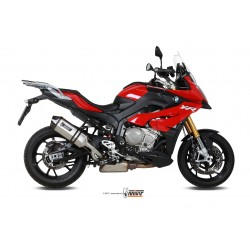 ESCAPE BMW S 1000 XR 15 16 17 18 MIVV SPEED EDGE INOX SALIDA ALTA