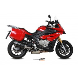 ESCAPE BMW S 1000 XR 15 16 17 18 MIVV SPEED EDGE BLACK SALIDA STANDAR