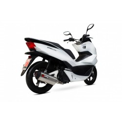 ESCAPE HONDA PCX 125 14 15 16 SCORPION SERKET INOX