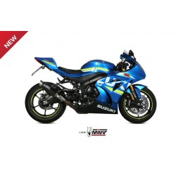ESCAPE SUZUKI GSX-R 1000 17 18 19 MIVV GP PRO BLACK