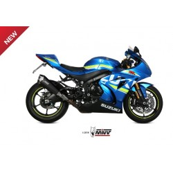 ESCAPE SUZUKI GSX-R 1000 17 18 19 MIVV DELTA RACE BLACK